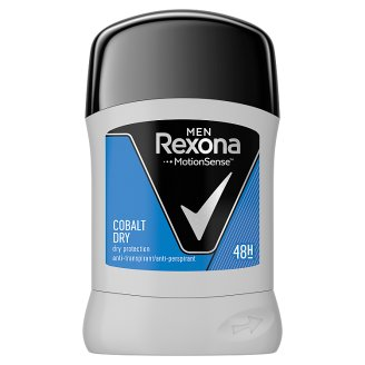 Rexona Men Cobalt Dry Antiperspirant Stick 50 ml