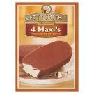 Betty Smith's vanília jégkrém tejcsokoládés bevonattal 4 db 480 ml