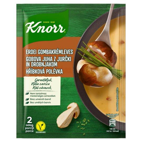 Knorr Mushroom Cream Soup 60 g