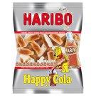 Haribo Happy Cola kólaízű habosított gumicukorka 85 g