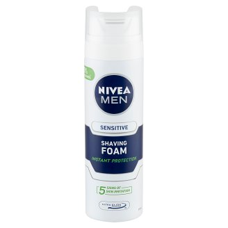 NIVEA MEN Sensitive Shaving Foam 200 ml