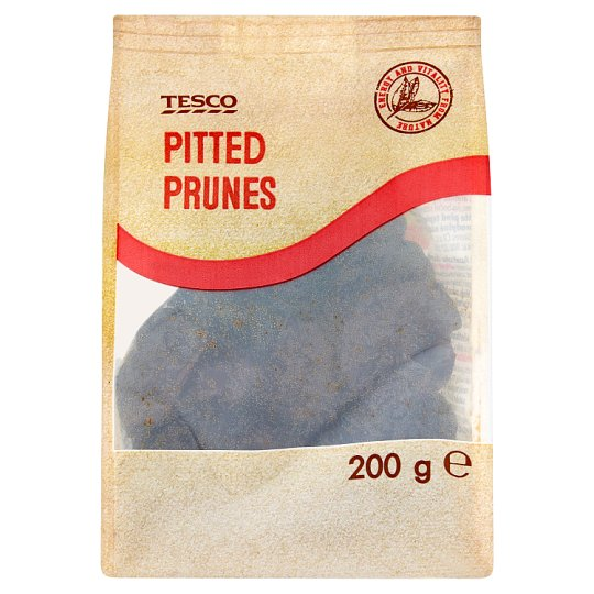 Tesco Pitted Prunes 200 g
