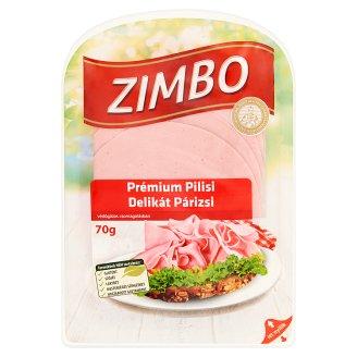 Zimbo Prémium pilisi delikát párizsi 70 g