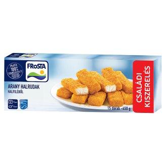 FRoSTA Quick-Frozen Golden Fish Fingers 450 g