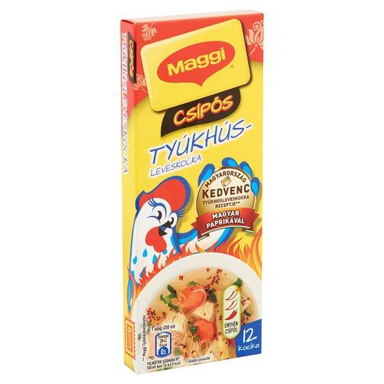 Maggi Hot Chicken Soup Stock Cubes 132 g