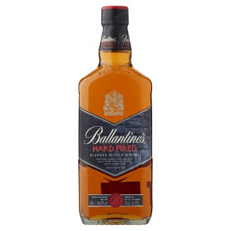 Ballantine's Hard Fired Blended Scotch Whisky 40% 0,7 l