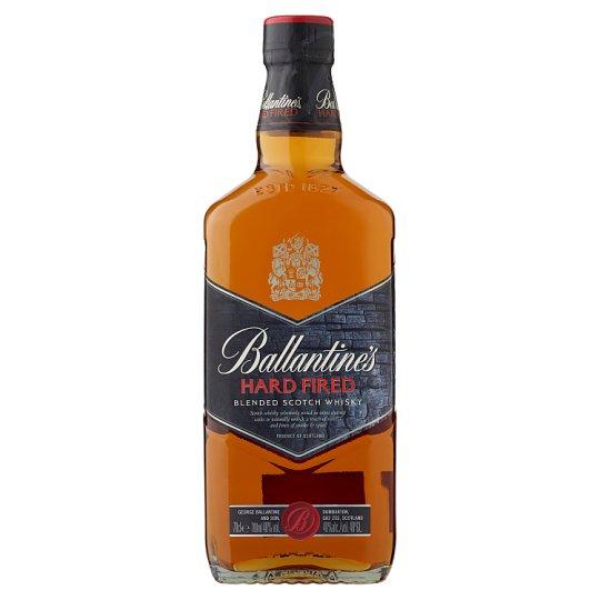 Ballantine's Hard Fired skót whisky 40% 0,7 l