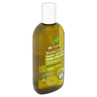 Dr. Organic Bioactive Haircare Shampoo with Organic Virgin Olive Oil 265 ml