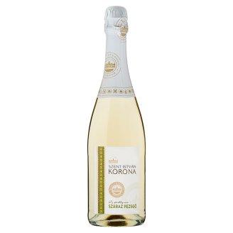 Szent István Korona száraz fehér pezsgő 0,75 l