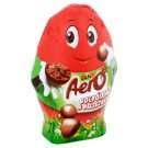 Boci Aero Milk Chocolate Egg with Milk Chocolate Balls Filled with Air Bubbles 100 g
