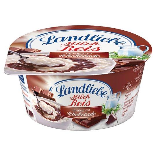 Landliebe tejberizs csokoládéöntettel 150 g