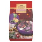 Tesco Milk Chocolate Christmas Candy Selection Filled with Pineapple and Blackcurrant Creams 300 g