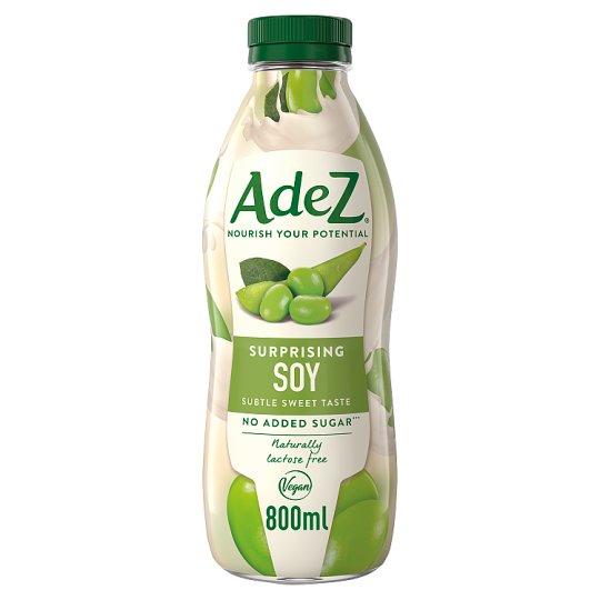 AdeZ ízesített szójaital édesítőszerrel, kalciummal és vitaminokkal 800 ml