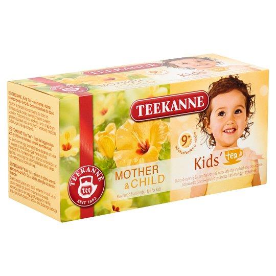 Teekanne Mother & Child Kids' Tea gyümölcs- és herbatea keverék gyermekeknek 9 hó+ 20 filter 45 g