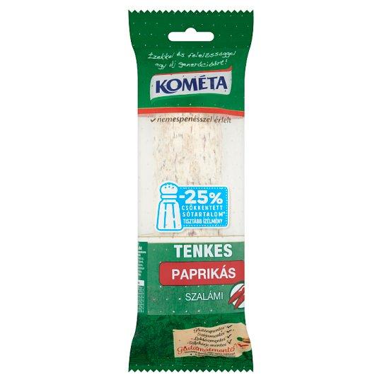 Kométa Mindennap finom! Tenkes Salami with Paprika 300 g