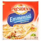 Président Emmental Grated Full-Fat Hard Cheese 200 g