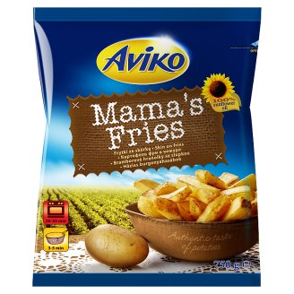 Aviko Mama's Fries Pre-Fried, Quick-Frozen Fries Home Fries 750 g