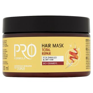 Tesco Pro Formula Total Repair Hair Mask 300 ml