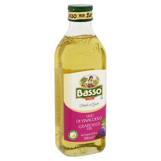 Basso szőlőmagolaj 500 ml