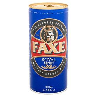 Faxe Royal Beer 5,6% 1000 ml