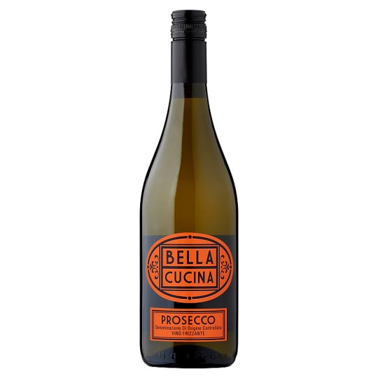 Bella Cucina Prosecco D.O.C gyöngyöző bor 10,5% 0,75 l