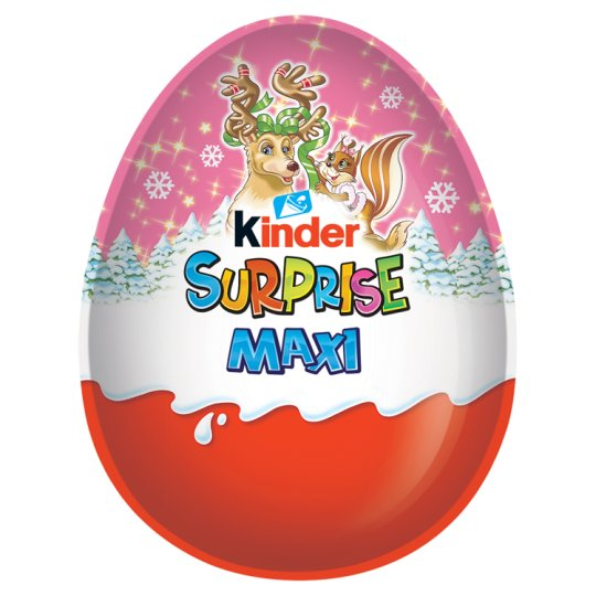 Kinder Surprise Maxi for Little Girls 100 g