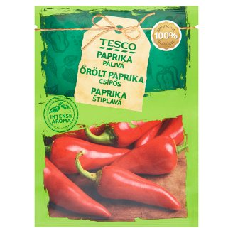 Tesco Ground Hot Paprika 20 g