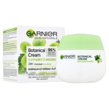 image 2 of Garnier Skin Naturals Botanical Hydrating Cream with Grape Extract for Normal Skin 50 ml
