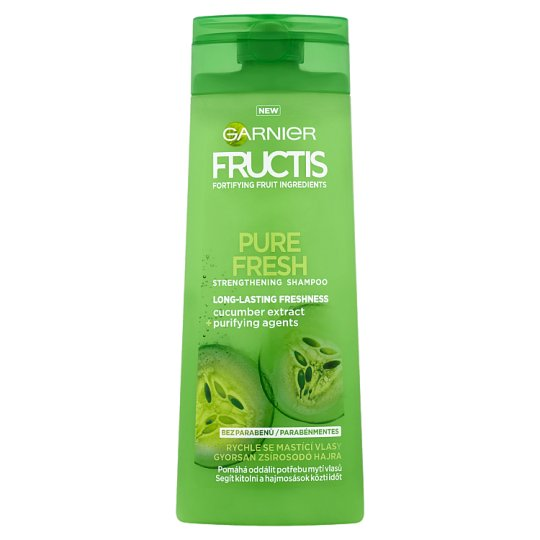 Garnier Fructis Pure Fresh sampon 250 ml