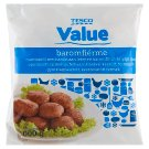 Tesco Value Quick-Frozen, Ready-Fried Poultry Medallion 1000 g