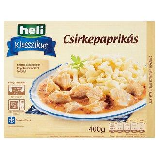Heli Klasszikus Chicken Stew with Paprika 400 g
