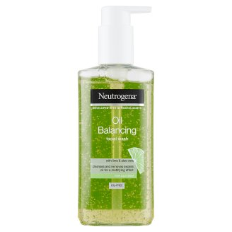 Neutrogena Visibly Clear Pore & Shine arclemosó napi használatra 200 ml