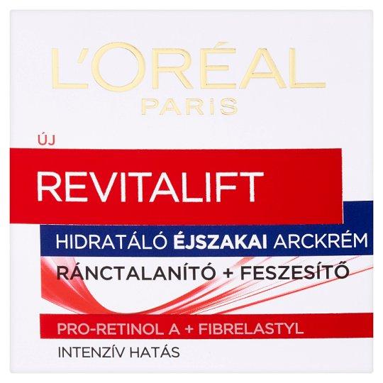 image 1 of L'Oréal Paris Revitalift Hydrating Night Cream 50 ml