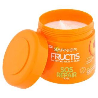 image 2 of Garnier Fructis SOS Repair Fortifying Hair Mask 300 ml