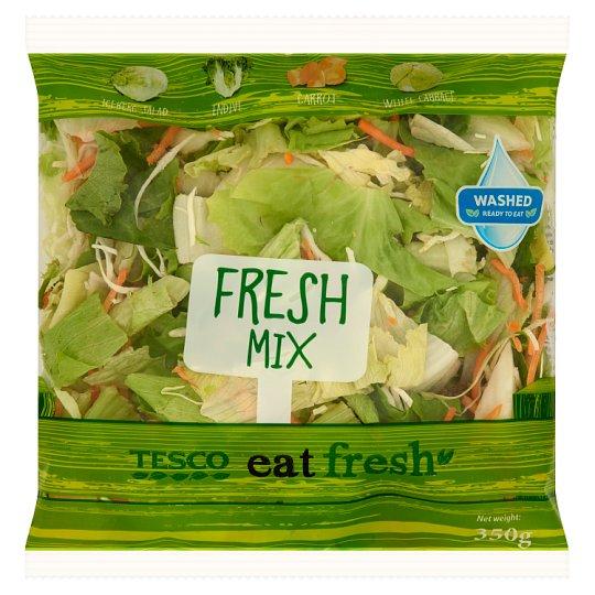 Tesco Fresh Salad Mix 350 g