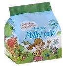 Biopont Organic Milk Chocolate Millet Balls 80 g