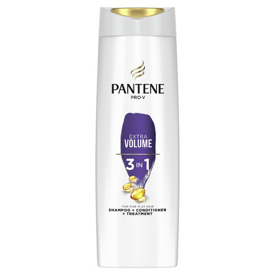 Pantene Pro-V Volume & Body 3in1 Shampoo + Conditioner + Treatment 360ML, For Flat Hair