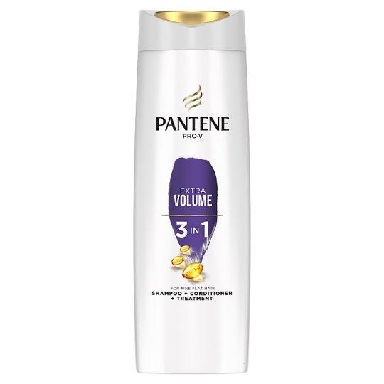 Pantene Pro-V Volume & Body 3az1-ben, 360 ml, Lelapuló Hajra