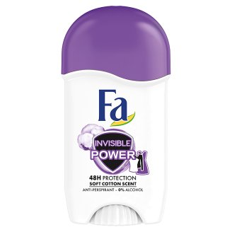 Fa Invisible Power Antiperspirant Deo Stift 50 ml