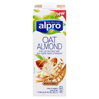 Alpro Oat-Almond Drink with Added Calcium and Vitamins 1 l