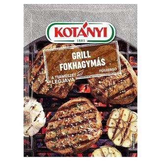 Kotányi grill fokhagymás fűszersó 30 g