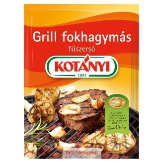 Kotányi Grill Seasoning Mix with Garlic 30 g