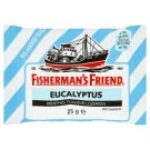 Fisherman's Friend Eucalyptus Menthol Flavour Lozenges 25 g