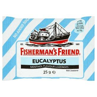 Fisherman's Friend Eucalyptus Menthol Flavour Lozenges 25 g