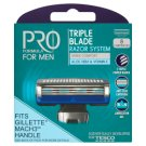 Tesco Pro Formula for Men Rightfit 3. Refills 8 pcs