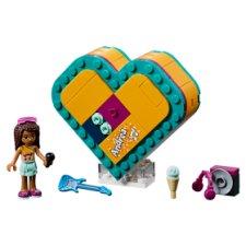 image 2 of LEGO Friends Andrea's Heart Box 41354