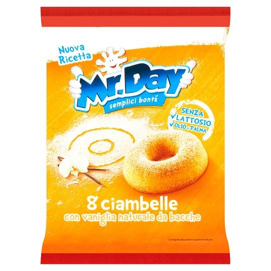 Mr. Day Ciambella Vanilla Flavoured Mini Cake 8 pcs 304 g