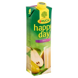 Rauch Happy Day Pear Nectar with Vitamin C 1 l