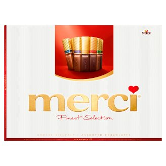 Merci Finest Selection 8 Chocolate Speciality 675 g