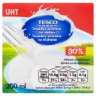 Tesco Whipping Cream 250 ml